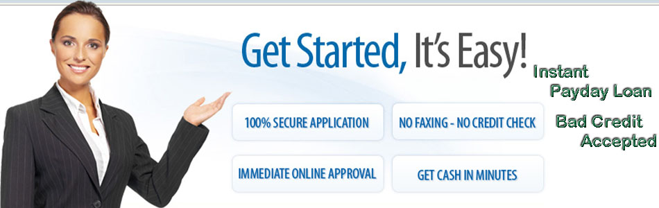 Guaranteed payday loans no credit check instant approval